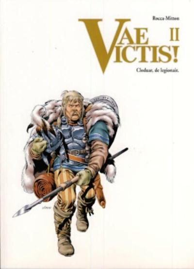 Cover for Vae Victis! (Saga Uitgaven, 2009 series) #2