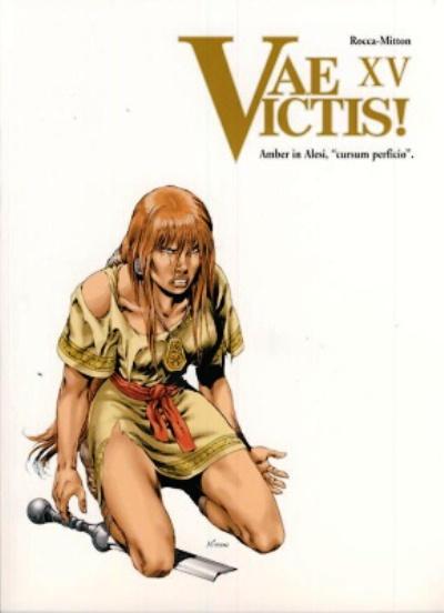 Cover for Vae Victis! (Saga Uitgaven, 2009 series) #15