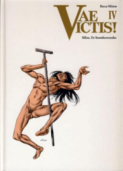 Cover for Vae Victis! (Saga Uitgaven, 2009 series) #4