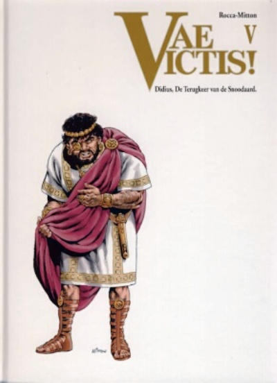 Cover for Vae Victis! (Saga Uitgaven, 2009 series) #5