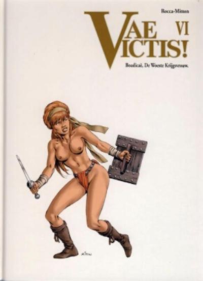 Cover for Vae Victis! (Saga Uitgaven, 2009 series) #6