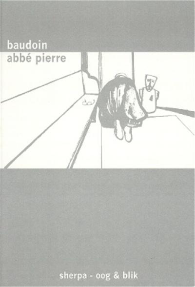 Cover for Abbé Pierre (Sherpa; Oog & Blik, 2003 series)