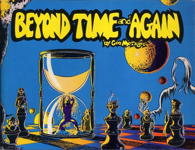 Cover for Beyond Time and Again (Kyle & Wheary, 1976 series) #[nn]