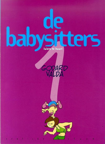 Cover for De babysitters (Dupuis, 1997 series) #1