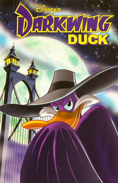 Cover for Darkwing Duck (Boom! Studios, 2010 series) #[nn]