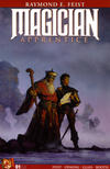 Cover for Magician Apprentice (Dabel Brothers Productions, 2006 series) #1 [Cover B]