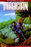 Cover for Magician Apprentice (Dabel Brothers Productions, 2006 series) #2 [Cover B]