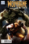 Cover Thumbnail for Wolverine: The Best There Is (2011 series) #1 [Variant Edition - Marko Djurdjevic]