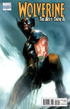 Cover Thumbnail for Wolverine: The Best There Is (2011 series) #1 [Variant Edition - Gabriele Dell'Otto]