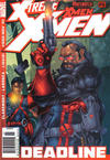 Cover for X-Treme X-Men (Marvel, 2001 series) #5 [Newsstand]