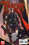 Cover Thumbnail for Thor (2007 series) #7 [Olivier Coipel variant cover]
