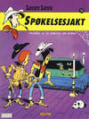 Cover for Lucky Luke (Hjemmet / Egmont, 1991 series) #58 - Spøkelsesjakt