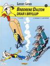 Cover for Lucky Luke (Hjemmet / Egmont, 1991 series) #59 - Brødrene Dalton drar i bryllup