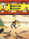 Cover for Lucky Luke (Hjemmet / Egmont, 1991 series) #60 - Broen over Mississippi