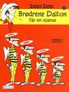 Cover for Lucky Luke (Hjemmet / Egmont, 1991 series) #2 - Brødrene Dalton får en sjanse