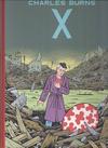 Cover for X (Oog & Blik; De Bezige Bij, 2010 series) #1