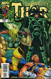 Cover for Thor (Marvel, 1998 series) #2 [Cover B]