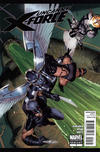 Cover Thumbnail for Uncanny X-Force (2010 series) #1 [Second Printing]