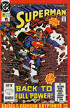 Cover Thumbnail for Superman (1987 series) #50 [Direct]