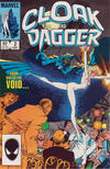 Cover for Cloak and Dagger (Marvel, 1985 series) #2 [Direct Edition]