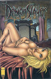 Cover for Demonslayer: Into Hell (Image, 2000 series) #3 [Nude]