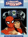 "Cover for Marvel Graphic Novel: The Amazing Spider-Man ""Parallel Lives"" (Marvel, 1989 series)  [9.95 Cover Price variant]"