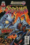 Cover for The Sensational Spider-Man (Marvel, 1996 series) #11 [Direct Edition]