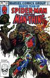 Cover for Marvel Team-Up (Marvel, 1972 series) #122 [Newsstand]