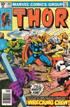Cover Thumbnail for Thor (1966 series) #304 [Newsstand]
