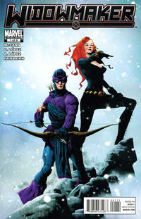Cover Thumbnail for Widowmaker (Marvel, 2011 series) #1