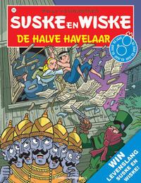 Cover Thumbnail for Suske en Wiske (Standaard Uitgeverij, 1967 series) #310 - De halve Havelaar