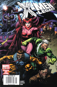Cover Thumbnail for X-Men: Legacy (Marvel, 2008 series) #209 [Newsstand Edition]