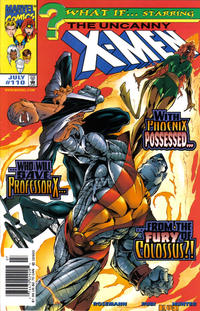 Cover Thumbnail for What If...? (Marvel, 1989 series) #110 [Newsstand]