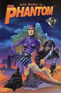 Cover for Julie Walker Is the Phantom (Moonstone, 2010 series)  [Cover C]