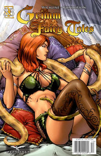 Cover Thumbnail for Grimm Fairy Tales (Zenescope Entertainment, 2005 series) #33 [Cover B by Bernard Diego]
