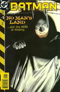 Cover Thumbnail for Batman: No Man's Land (DC, 1999 series) #1 [Standard Cover]