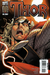 Cover Thumbnail for Thor (Marvel, 2007 series) #2