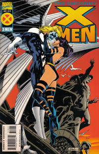Cover Thumbnail for The Uncanny X-Men (Marvel, 1981 series) #319 [Direct Regular Edition]
