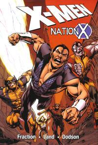 Cover Thumbnail for X-Men: Nation X (Marvel, 2010 series)