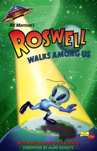 Cover Thumbnail for Roswell Walks Among Us (Bongo, 1997 series)