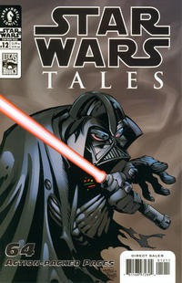Cover Thumbnail for Star Wars Tales (Dark Horse, 1999 series) #12 [Cover A]
