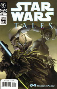 Cover Thumbnail for Star Wars Tales (Dark Horse, 1999 series) #14 [Cover A]