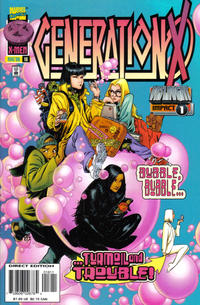 Cover Thumbnail for Generation X (Marvel, 1994 series) #18 [Direct Edition]