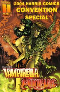 Cover Thumbnail for 2004 Harris Comics Convention Special (Harris Comics, 2004 series)