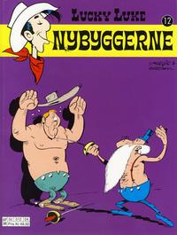 Cover Thumbnail for Lucky Luke (Hjemmet / Egmont, 1991 series) #12 - Nybyggerne