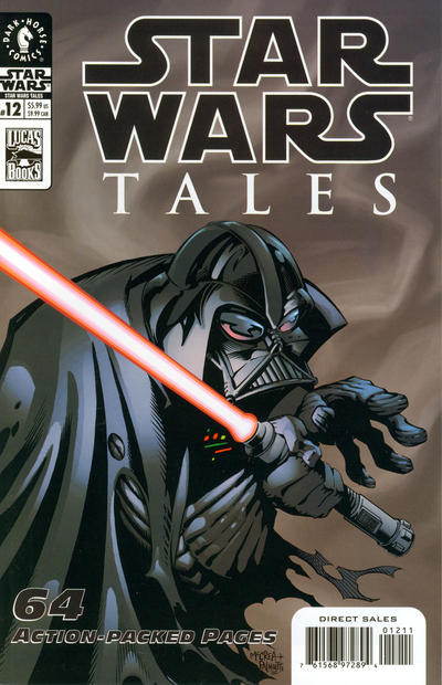 Cover for Star Wars Tales (Dark Horse, 1999 series) #12 [Cover B - Photo Cover]