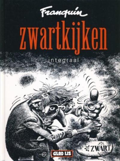 Cover for Zwartkijken Integraal (Casterman, 2008 series)