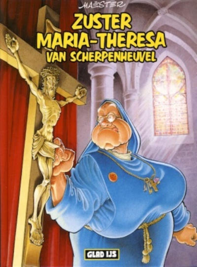 Cover for Zuster Maria-Theresa (Casterman, 2009 series) #1