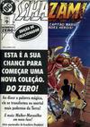 Cover for Shazam! (Editora Abril, 1996 series) #0