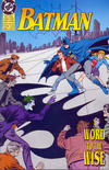 Cover for Batman: A Word to the Wise (DC, 1992 series) #[nn]